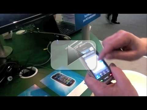 Nokia C7: in video la funzionalità NFC