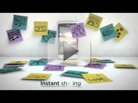 HTC Salsa nel Video ufficiale
