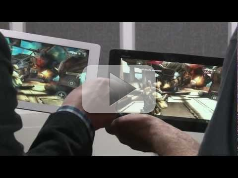 Nuovo iPad contro Asus Transformer Prime, qual  il pi veloce?