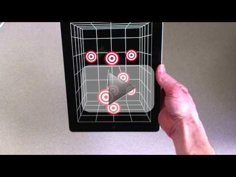 Grafica 3D grazie alla fotocamera di iPad 2: il futuro delle app per iOS
