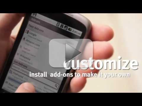 Ecco Firefox 4 beta per Android e Maemo