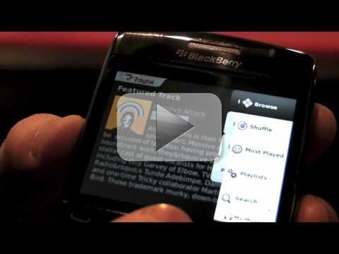 MWC 2010: 7Digital Music Store per BlackBerry si aggiorna alla versione 1.2