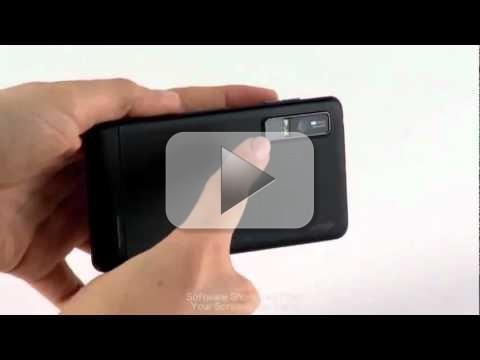 Motorola Milestone 3: anteprima video (Motorola Droid 3)