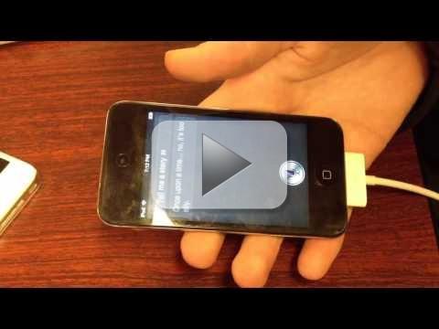 Jailbreak: Siri su iPhone 4 e iPod Touch ora funziona veramente