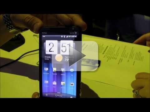 HTC Evo 3D: caratteristiche tecniche del nuovo smartphone 3D