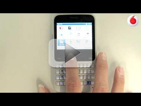 Vodafone Blue, il cellulare creato per Facebook